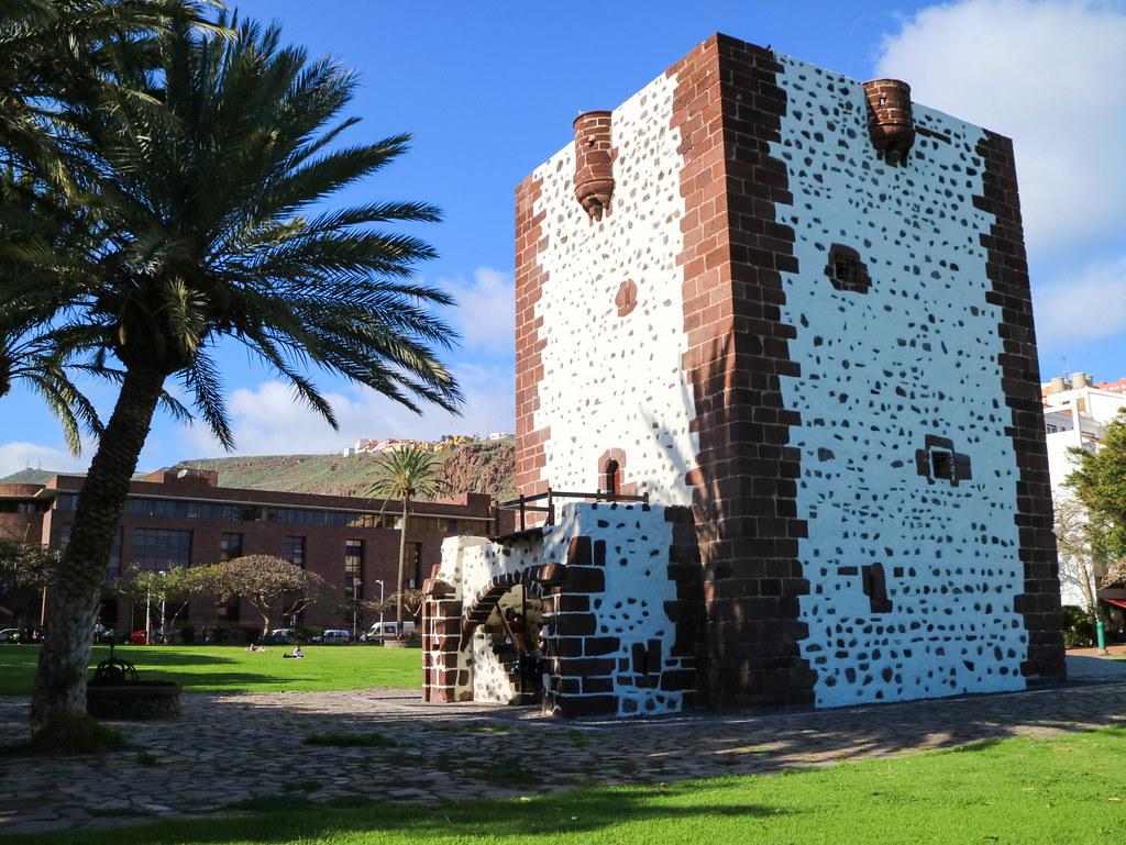 Parque y Torre del Conde La Gomera
