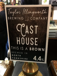 Taylor Illingworth, Cast House, England