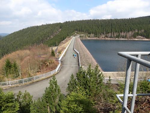 dam in Thuringia