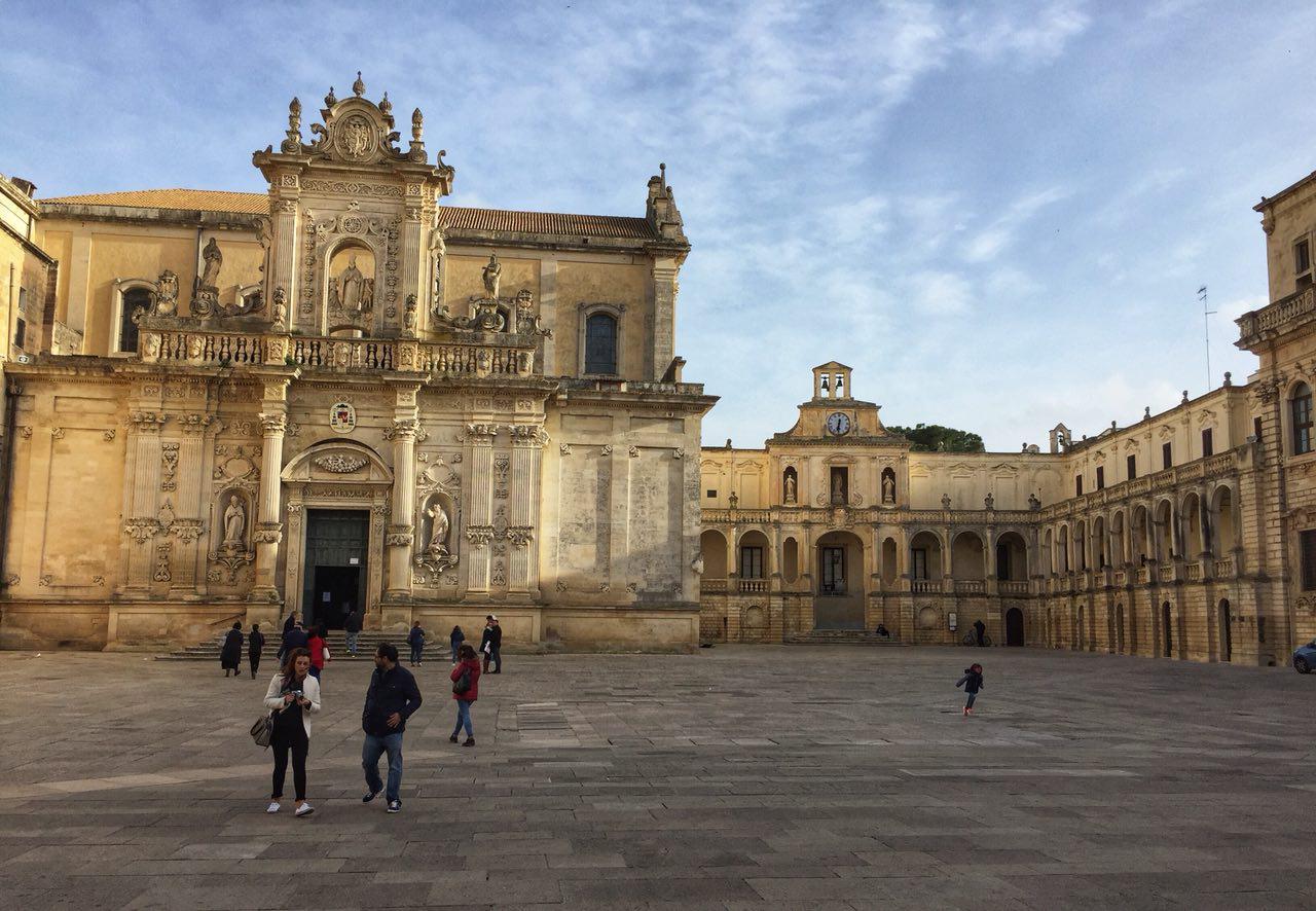 Piazza di Lecce