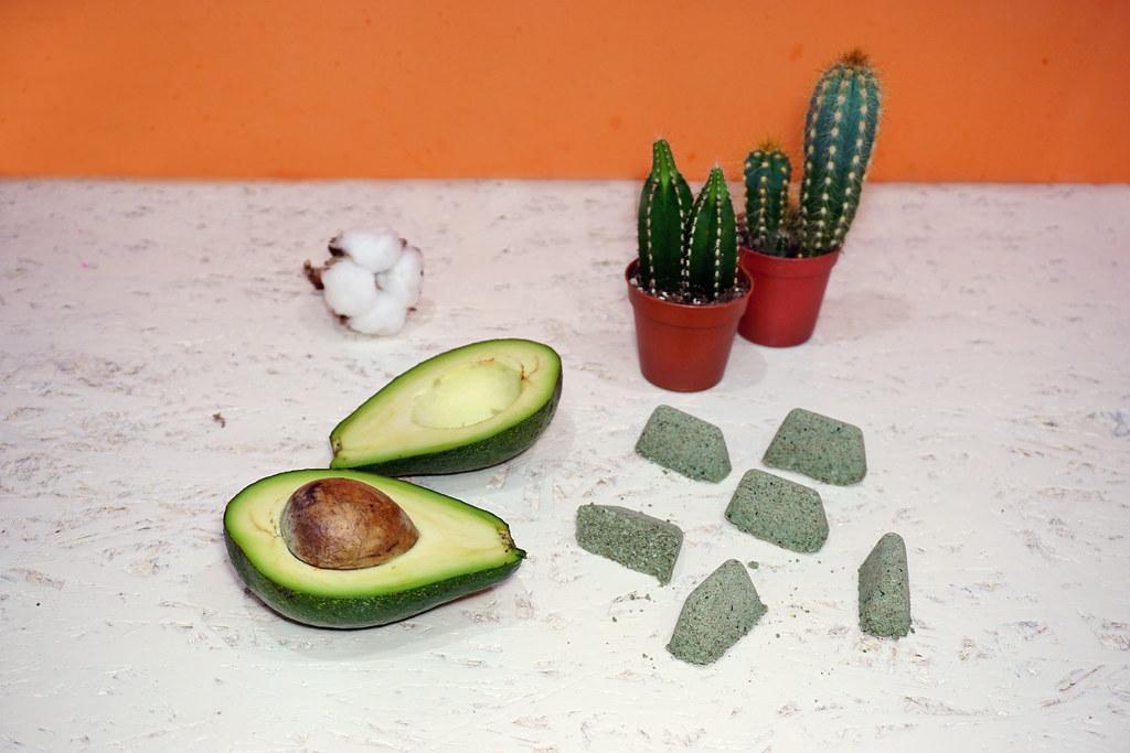 DIY: Бомбочки для ванны с авокадо своими руками