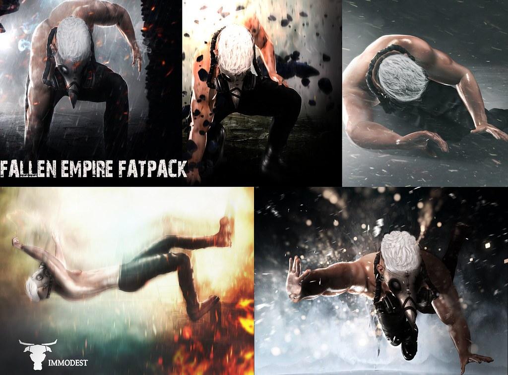 IMMODEST ::Fallen Empire Fatpack