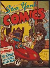 Yank Comics Australia