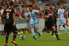 18-03-2018: Atlético Paranaense x Londrina