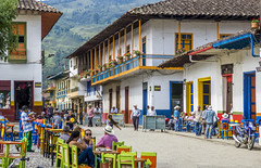 The Colonial Town Of Jardin Antioquia Colombia Jardin E Flickr
