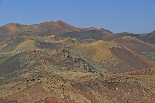 The craters of Timanfaya