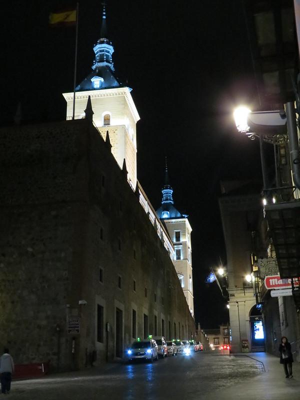 Alcázar de Toledo Oeste IMG_3159