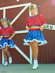Dance Performance, Keller, 1995