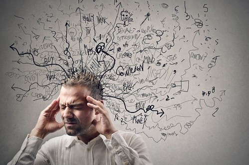 Jangan Khawatir, Stres Masih Bisa Diatasi!