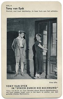 Toni van Eyck and Gustl Starck-Gstettenbaur in Strich durch die Rechnung (1932)