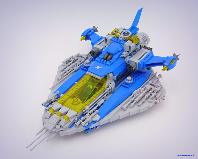 Benny's Space Cruiser
