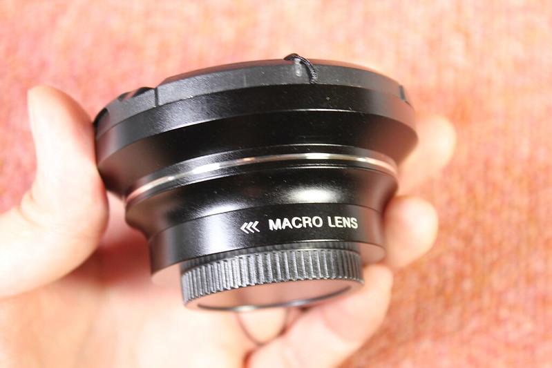 TOMTOP Andoer 4K ビデオカメラ 開封レビュー (43)