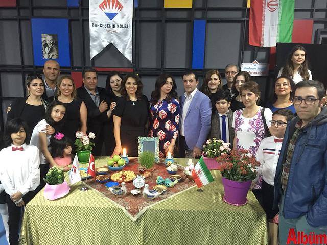 Bahçeşehir Koleji Alanya Nevruz Kutlaması