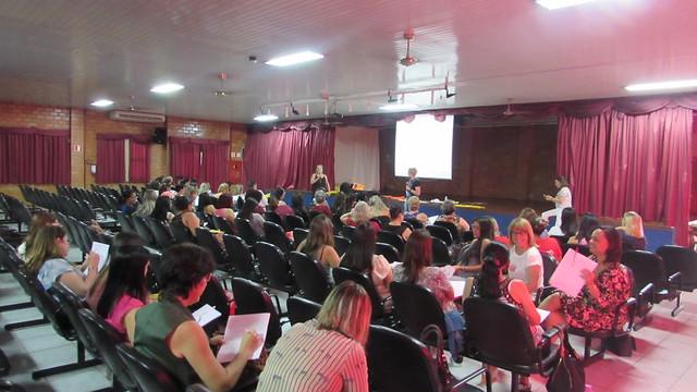 Curso de Formação de Professores do Sistema Positivo - Colégio Metodista Ribeirão Preto - 2018