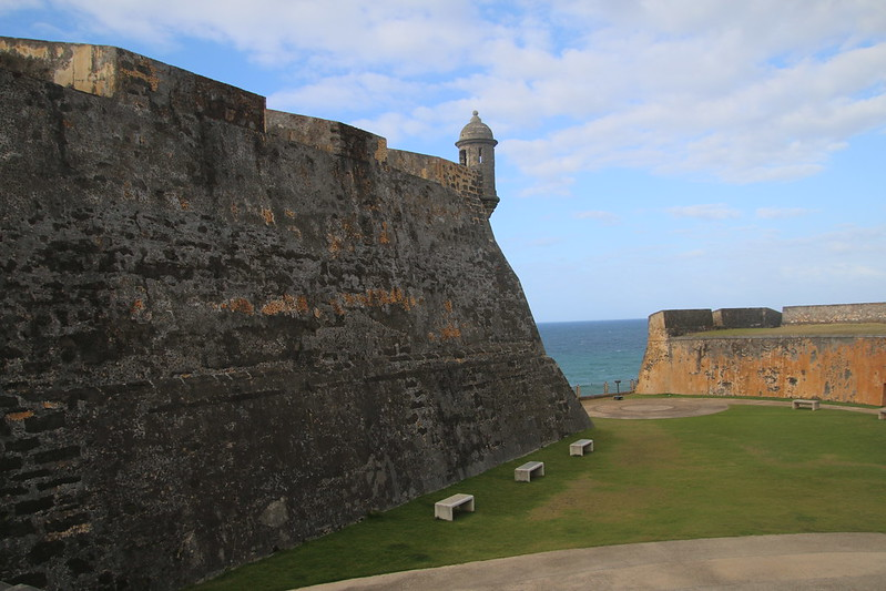 Castillo San Cristóbal from the Old and New San Juan City Tour Excursion - Celebrity Equinox in San Juan, Puerto Rico - February 19th, 2018