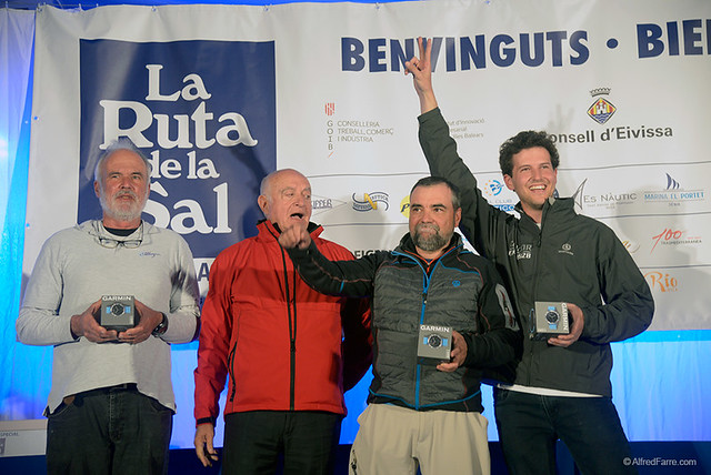 Trofeo Garmin Vencedores Absolutos