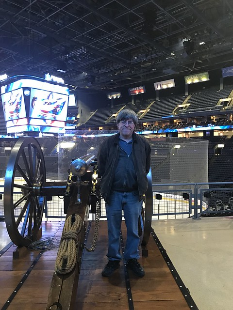 8 - me with blue jackets cannon
