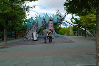 Paris Spielplatz 02