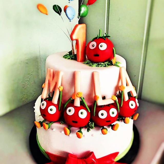 Cake by Perlen aus Zucker