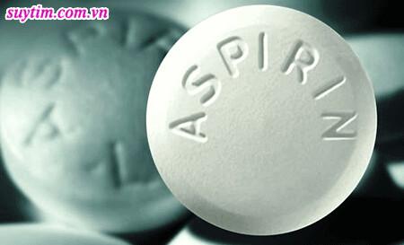 Sử dụng aspirin sớm giúp tăng khả năng sống sót cho người bệnh nhồi máu cơ tim