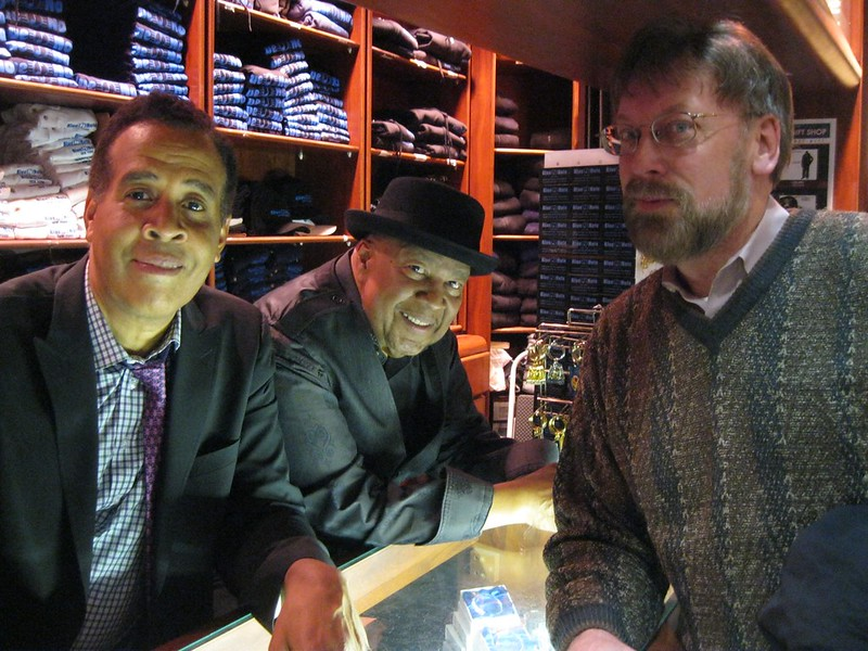 Stanley Clarke, George Duke, Chuck Stewart