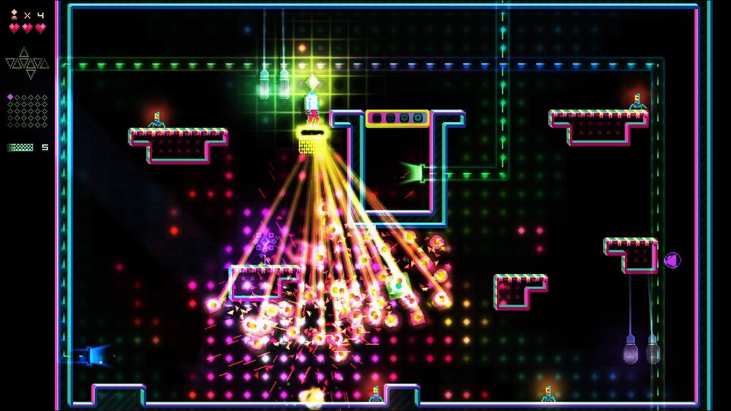 Octahedron Review | Octahedron is an epileptic orgy of sight… | Flickr