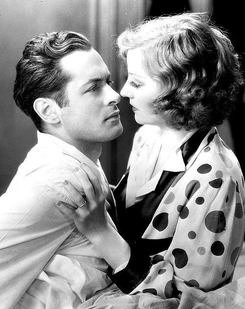 Robert Montgomery and Tallulah Bankhead … Faithless … 1932