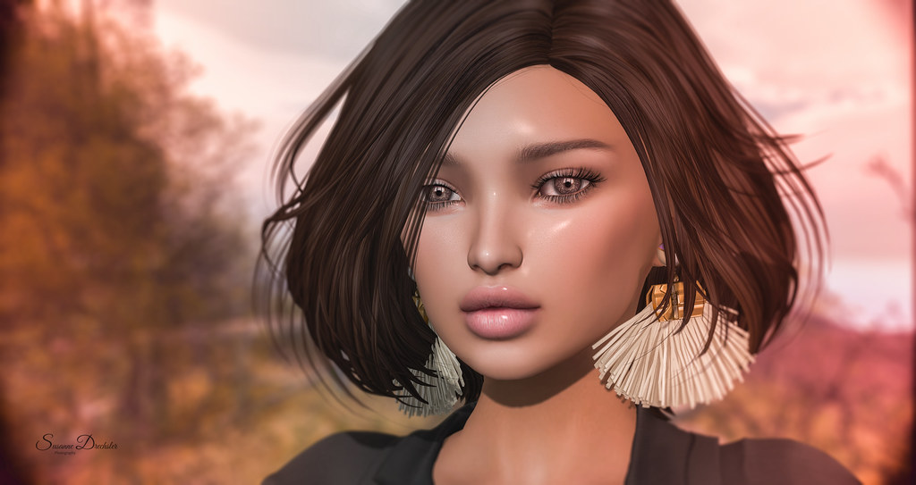 Zoe - New Vista Bento Mesh Head