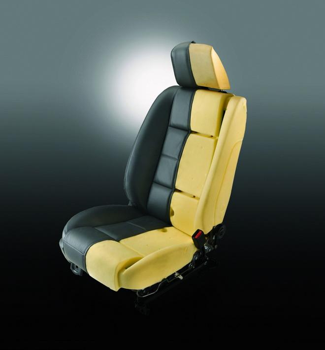 Soy-Based Foam Seat