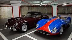 Ferrari   ---Maserati