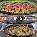 Barcelona 2018 #graffiti #barcelona #barcelonaGraffiti #rodalies #renfe #demos #rulos #trains #paint #paintedTrains #renfecolors #igerscatalunya #mtn #mtn94 #vandal #panel #writersBarcelona #art #streetArt #streetArtBarcelona #molotowPaint #brokenLandBeat