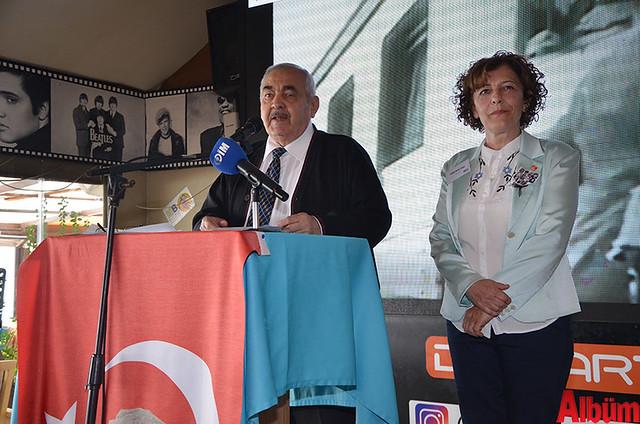 AYMÖD Başkanı Emekli Öğretmen Mehmet Özkan