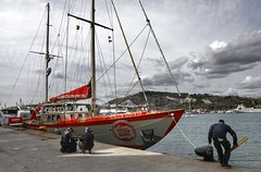 Lun, 19/03/2018 - 15:44 - Ada Colau demana l'alliberament del vaixell de Proactiva Open Arms retingut a Sicília