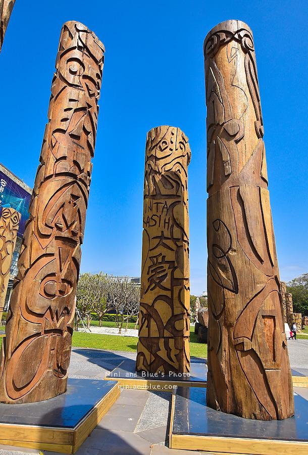 40062004245 5d61aef152 b - 吳炫三回顧展,巨型木雕圖騰.狂野震撼.台中新景點