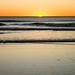 Atardecer en la Playa de los Bateles, Conil de la Frontera