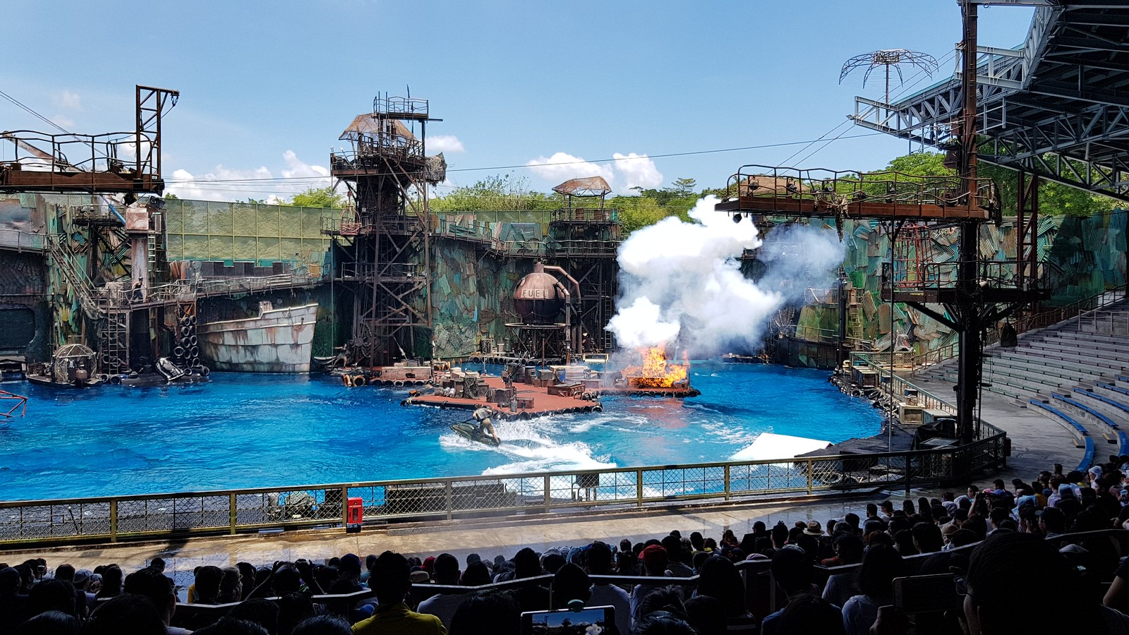 26. Waterworld