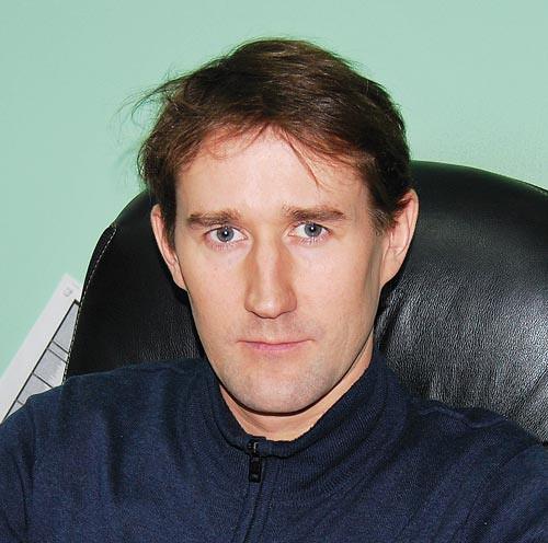 Виталий Сташуль, технический директор «Тимбермаш Байкал»