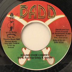 CARLTON LIVINGSTON:R U READY(LABEL SIDE-B)