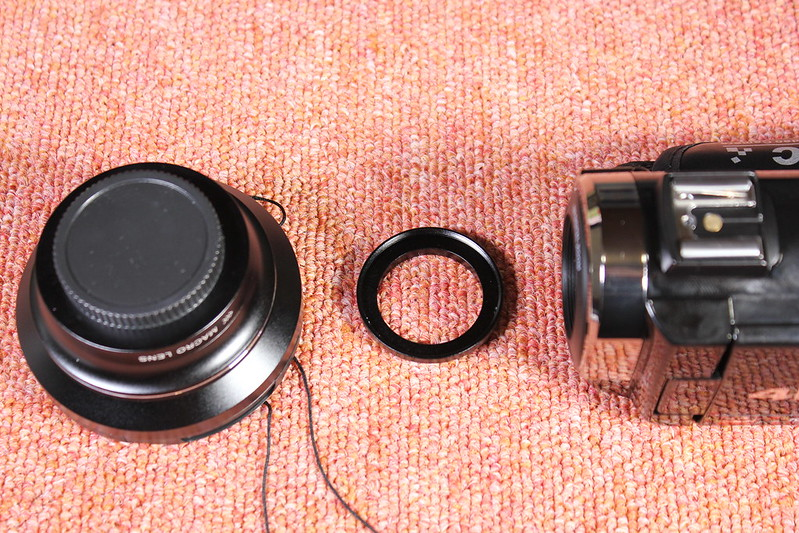 TOMTOP Andoer 4K ビデオカメラ 開封レビュー (86)