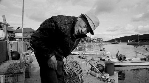 映画『港町』 ©Laboratory X, Inc.