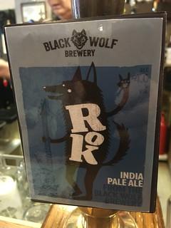 Back Wolf, ROK, Scotland