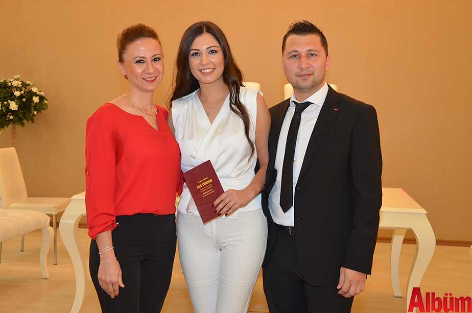 Özel Alanya Anadolu Hastanesi Baş Hemşiresi Figen Erkan, Gizem Deniz Songun, Ali Ayaz