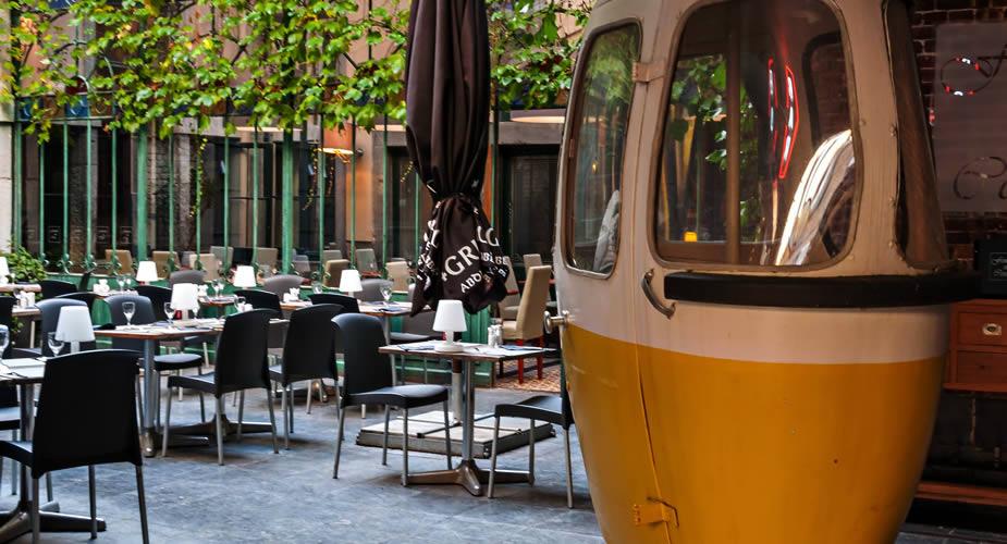 Lekker eten en drinken in Namen (foto met dank aan: Fenêtre sur Cour) | Mooistestedentrips.nl