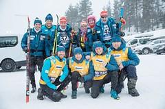 Bauer Ski Team bude na severu bojovat o třetí místo ve Visma Ski Classics