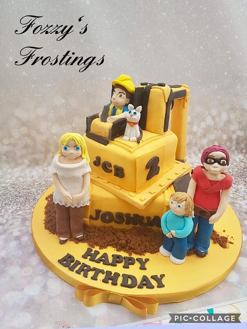 Cake by Fozzy's Frostings