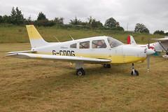 G-CDDG Piper PA-28-161 (2816065) Popham 030808