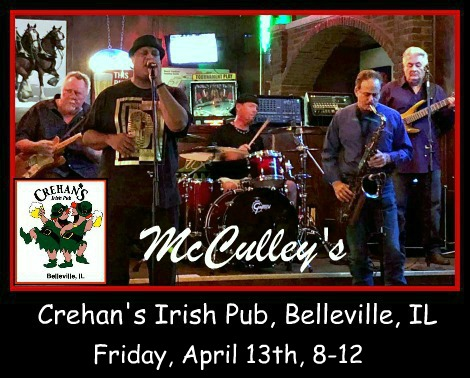 McCulley's 4-13-18