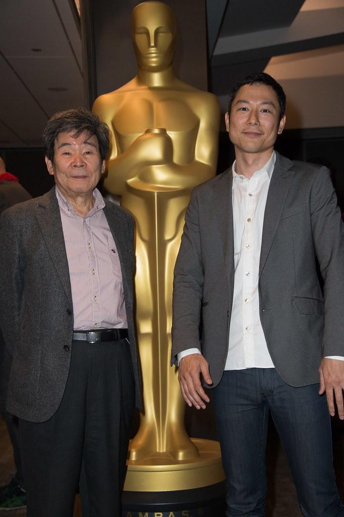 Isao Takahata e Yoshiaki Nishimura
