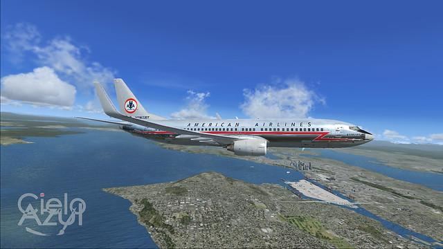 American Airlines (Mega pack) v2.5