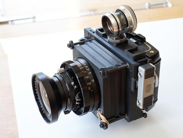 Mercury with Argus VF, Fujifilm X-E2, XF35mmF1.4 R